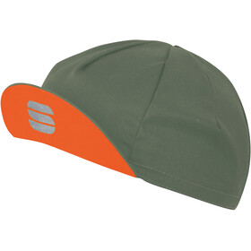 Sportful Infinite Casquette, dry green/orange sdr